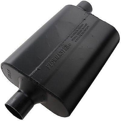 - Flowmaster 942447 Super 44 Series Muffler, 2.25