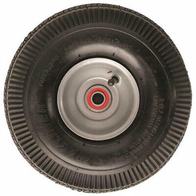 Magliner 121055 10 2-ply Tube Type Pneumatic Hand Truck Wheel Steel Hub