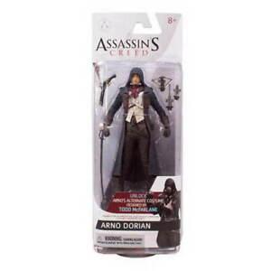 Brand New McFarlane Assassins Creed Series 3 ARNO DORIAN Figure TOY00681