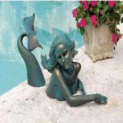 Mermaid Garden Statue