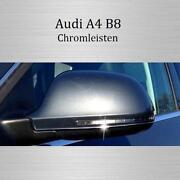 Audi A4 Chromleisten