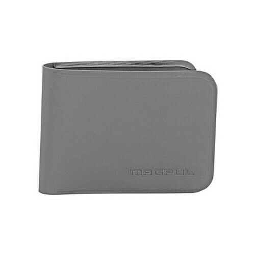 Magpul Industries MAG906-023 Daka Gray Polymer Bi-Fold Wallet