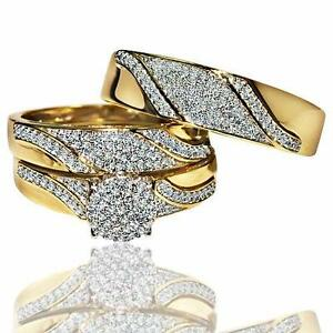 his and hers wedding rings - Pictures Of Wedding Rings
