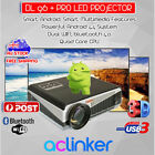 3D-ready HDMI Home Video Projectors for Android