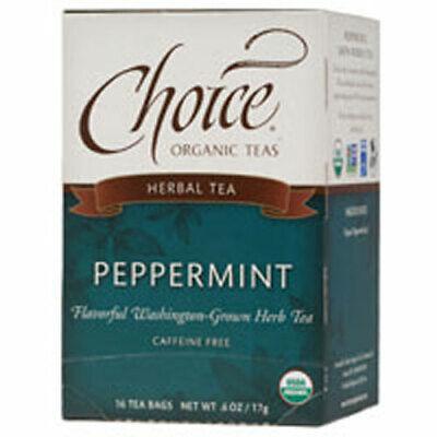 Pfefferminze Kräuter Tee 16 Beutel von Wahl Bio Tees