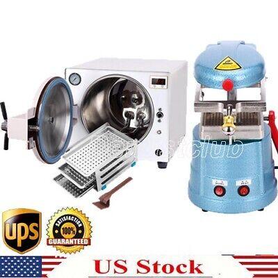 Dental Lab Vacuum Forming Molding Machine Medicalautoclave Steam Sterilizer