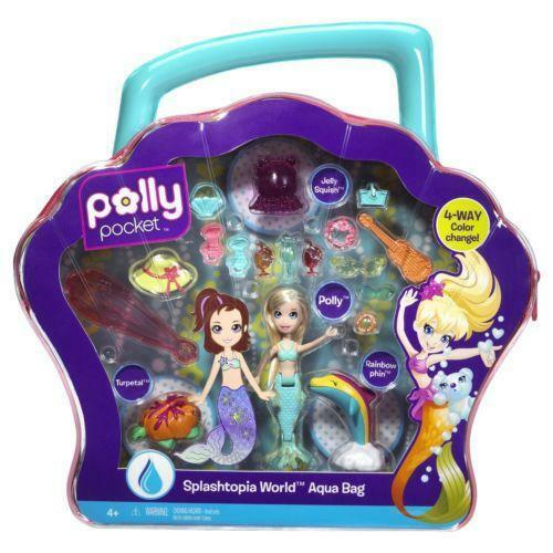 Polly Pocket Mermaid | eBay