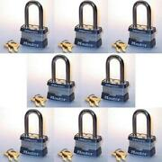 Keyed Alike Padlocks