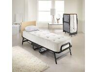 Jay-Be Fold up single bed with headboard
