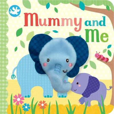 Little Learners Mummy and Me Finger Puppet Book , , New