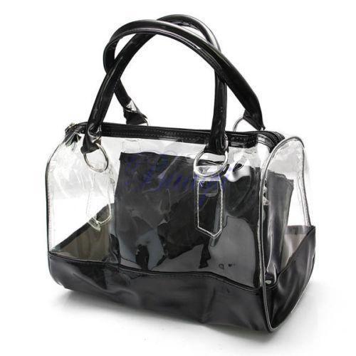Clear Beach Bag Ebay