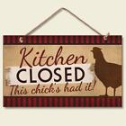 Kitchen Closed