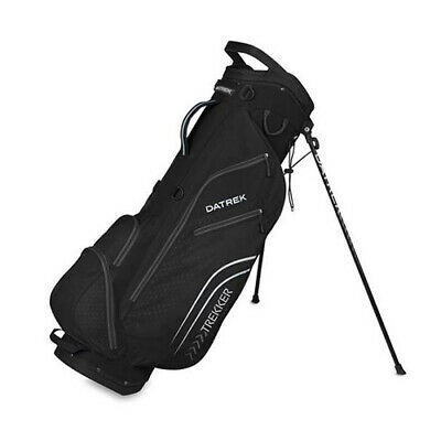 New Datrek Trekker Ultra Light Stand Bag (Black / Charcoal)