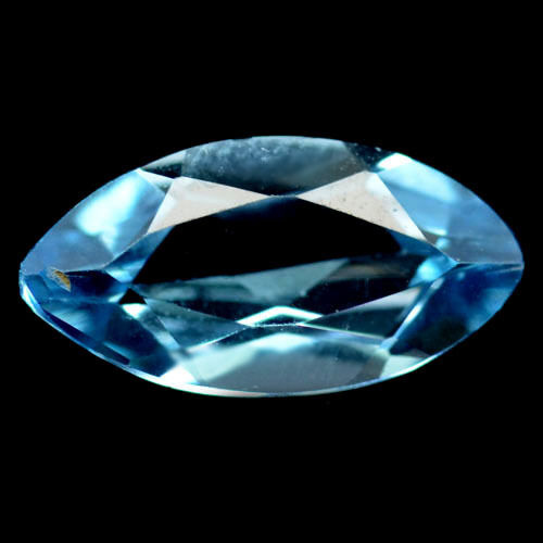 1.84 CT AAA! NATURAL! SKY BLUE BRAZIL TOPAZ MARQUISE