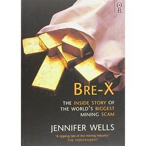 Bre-X-Orion-Business-Paperbacks-Wells-Jennifer-Very-Good