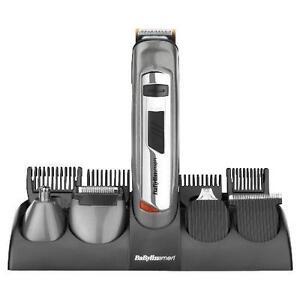 babyliss 7235u mens rechargeable hair beard trimmer. Black Bedroom Furniture Sets. Home Design Ideas