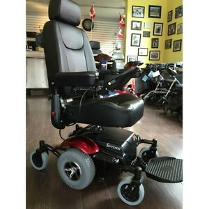 Eclipse P326A Spyder Power Chair / Scooter