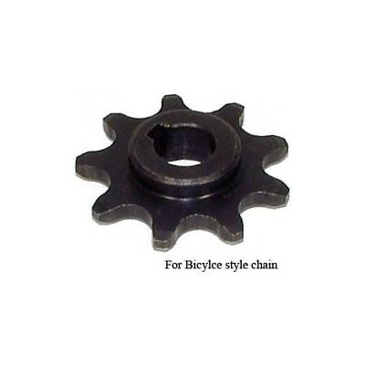 """9 Tooth 11mm Bore Sprocket for 1/2""""x1/8"""" Bicycle Chain for e"""
