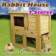 Rabbit Cage Hutch