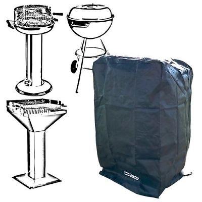 Grill Abdeckung BBQ Grillabdeckung Wasserdicht Cover Schutzhülle Haube Schwarz