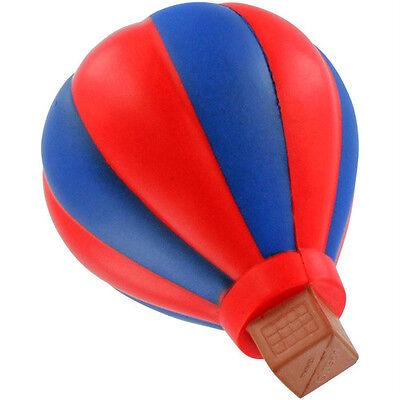 HOT AIR BALLOON STRESS BALL COLLECTIBLE AIR-SHIP NOVELTY TOY NON INFLATABLE