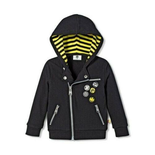 Harajuku Mini Gwen Stefani For Target Zip Up Hooded Sweatshirt Size 4T (NWT)