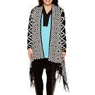 Plus Geometric 3X Sweaters for Women