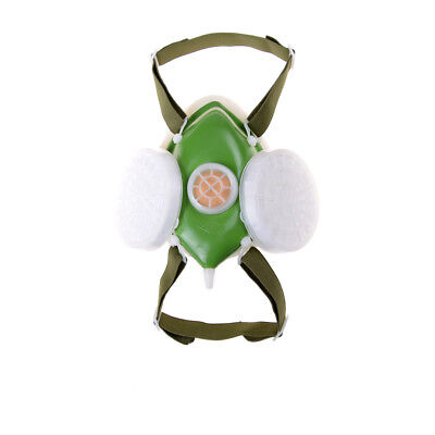 Anti-dust Respirator Gas Mask Filter Paint Goggle Set Chemical Safety Protect Ap