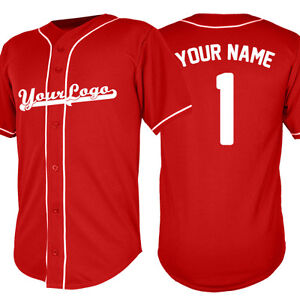 We can customize your jerseys and team uniforms!