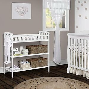 Dream On Me Emily Changing Table, White