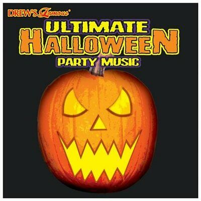Drew's Famous Halloween Party Music Cd (DREWS FAMOUS ULTIMATE HALLOWEEN PARTY MUSIC DREWS FAMOUS  )