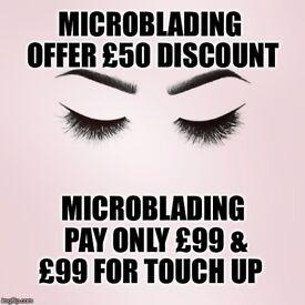 Microblading & Lashes -Semi Permanent Make Up - Beauty salon - Eyebrows & Eyelashes