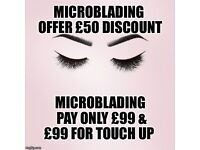 Microblading & Lashes -Semi Permanent Make Up - Beauty salon - Eyebrows & Eyelashes