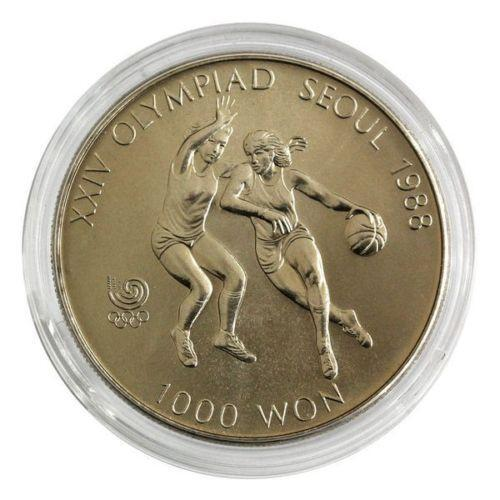 Korea Olympic Coin Ebay