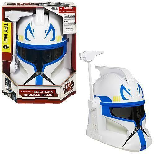 Captain Rex Helmet: Costumes, Masks | eBay