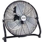 Black Floor Fan Portable Fans