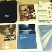 2005 Ford Escape Owners Manual