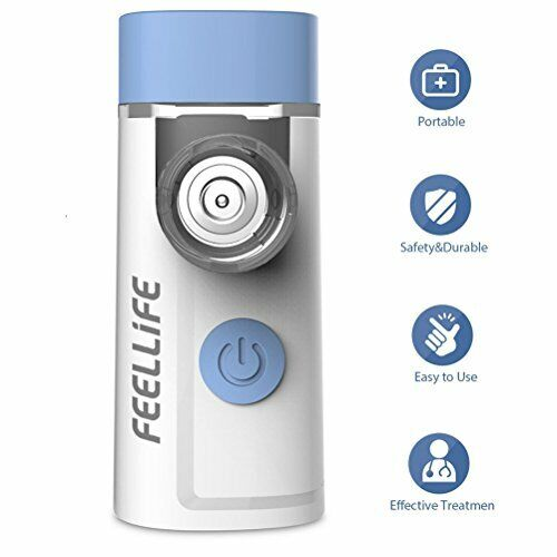 FEELLIFE Rechargeable Portable Steam Inhaler Air pro3, Hand