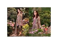 Wedding/party/Eid heavy embroidered unstitched designer collection RPLICA big discount sale