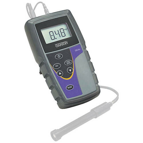Oakton WD-35643-11 DO 6+ Dissolved Oxygen Meter & NIST calibration