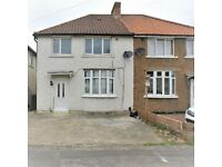 3 bed semidetached house to rent.