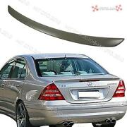 Mercedes C Class Spoiler