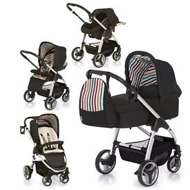 All in One pushchair ( LACROSSE - HAUCK)
