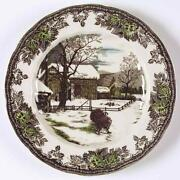 Johnson Brothers Turkey Plates