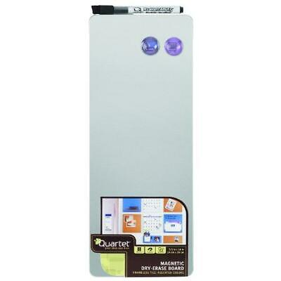 Quartet Magnetic Whiteboard Tile 5-12 X 14 Dry Erase Board White Board