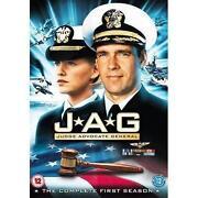 Jag DVD