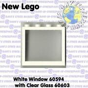Lego White Windows