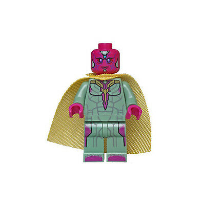 LEGO 76032 Super Heroes Quinjet City Chase Vision Minifigure