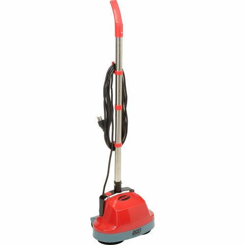 Gloss Boss Floor Scrubber Boss Cleaning Equipment B200752 Red Free Shipping