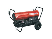 Sealey 175,000Btu Space Warmer® Paraffin, Kerosene & Diesel Space Heater AB1758
